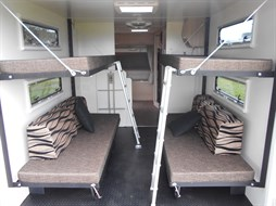 BASESTATION  CARAVAN HIRE