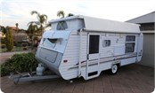 REGENT 4/5 BERTH 16 FT CARAVAN 2000